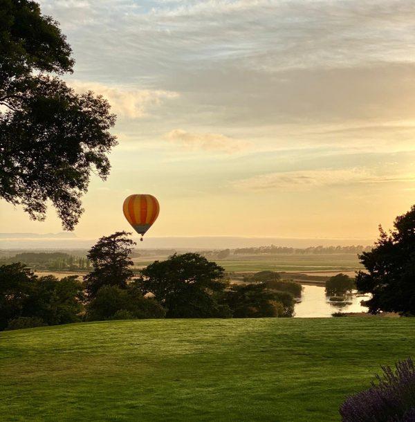 balloon ride melbourne